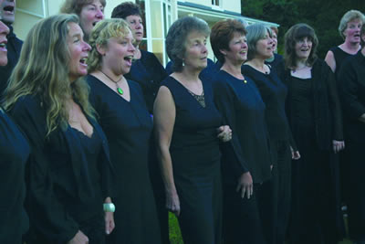 Llanidloes Community Choir (Wild Angels)